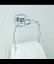 Norwell Soft Square Towel Bar