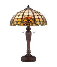 Quoizel Tiffany 23 Inch Table Lamp