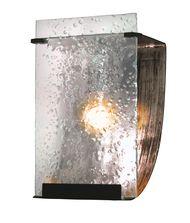Varaluz 160B01 Rain 5 Inch Wall Sconce